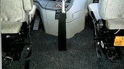 Class 8 Freight Truck FloorGard Carpet