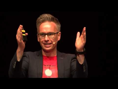 Being a Responsible Superhero | Barry Fitzgerald | TEDxBerlin