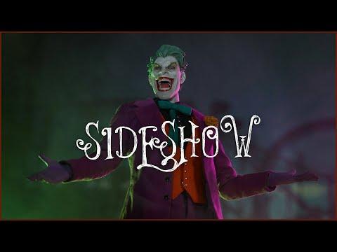 Sideshow Exclusive Joker Figure Review