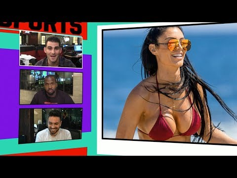 Thumbnail: Ex-WWE Superstar Eva Marie Busts Out of All Red Bikini | TMZ Sports
