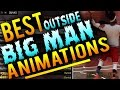 NBA 2K16 Tips: Best OUTSIDE BIG MAN Animations! Best JUMPSHOT, Sig Styles & BADGES For Outside PF/C!