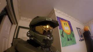 Master Chief Uses GoPro