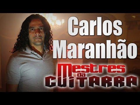 Carlos Maranhão - Mestres da Guitarra
