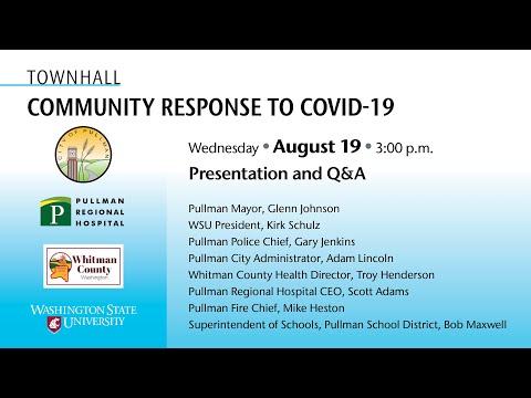 Pullman Community Response to COVID-19