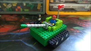 Como hacer un tanque Lego (Mr :P)