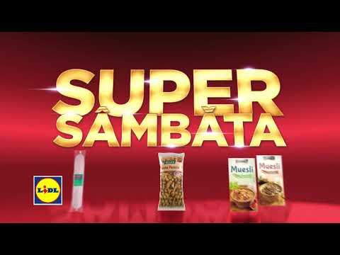 Super Sambata la Lidl • 3 Iunie 2017