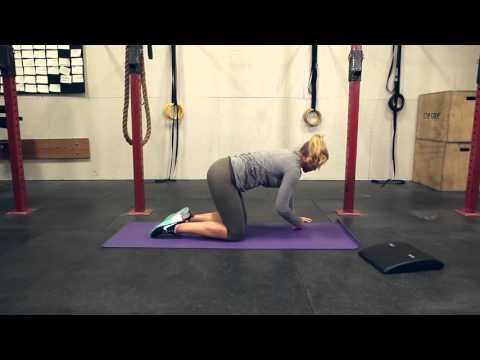 WOD Recovery Yoga for Open Workout 16.5 Hosted By CrossFit Marin
