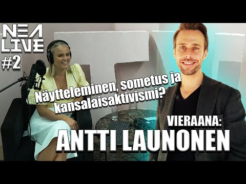 NEA LIVE #2 - Antti Launonen