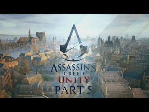 Assassin's Creed Unity - Part 5 - Rebirth - (Sequence 2) (PS4) (1080p)