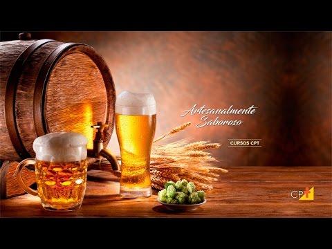 Curso CPT Como Montar Uma Microcervejaria e Produzir Cerveja Artesanal