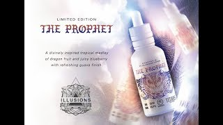 Illusions Vapor Chapter 3 Prophet Review by Welsh Vapester