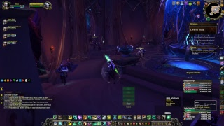 WOW ARGUS 7.3 Heal Monk TOS Tomb of Sargeras HC Clear run + Free Style ^^
