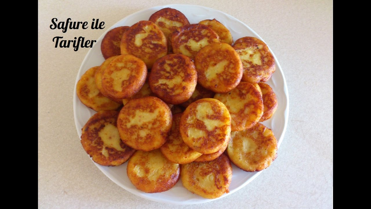 Çıtır Patates Köftesi Videosu