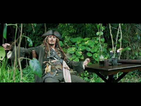 PIRATES OF THE CARIBBEAN - ON STRANGER TIDES - Available on Digital HD, Blu-ray and DVD Now
