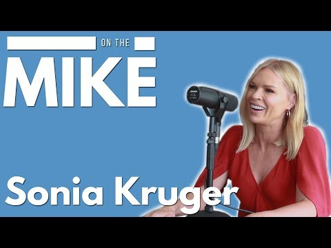 SONIA KRUGER - ON THE MIKE #2