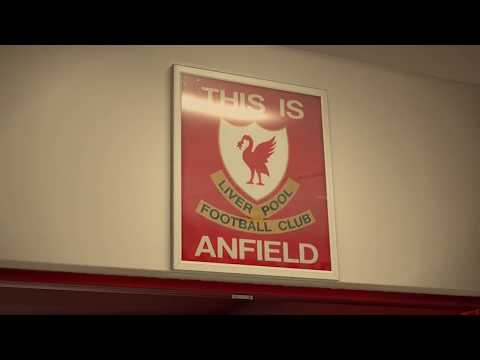PES2018 - Liverpool entry Anfield Road + YNWA