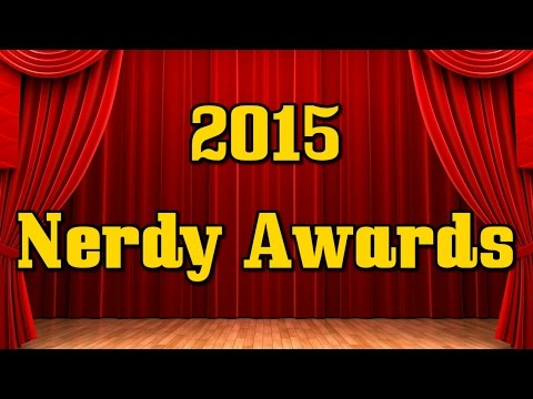 The 2015 Nerdy Movie and Television Awards Full Show