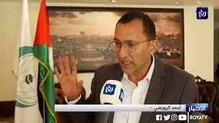 الاحتلال يقتحم مصلى باب الرحمة في المسجد الأقصى - (18-8-2019)