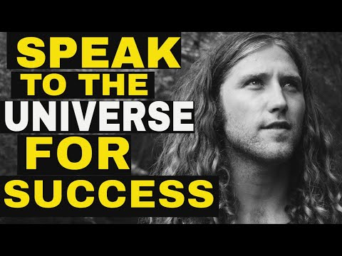 Most Powerful Affirmations To Communicate With Universal Law of Attraction & Attract What You Want