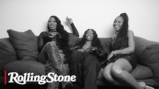 SZA, Megan Thee Stallion, Normani: The First Time
