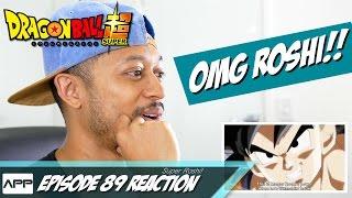 Dbs Ep 89 Goku vs Evil Master Roshi