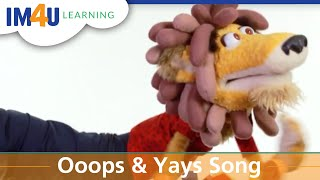 "Ooops & Yays! Music Video for IM4U Learning performed by ""Uncle Jim"" Mayer"