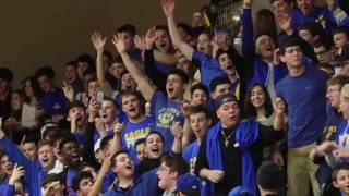 Watch: Fans react as St. Peter's overtakes Monsignor Farrell 56-47
