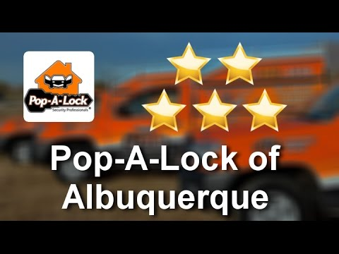 Trusted Locksmith Company In Albuquerque | Pop-A-Lock Of Albuquerque