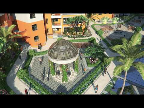 Palm Village of Dream Waterfront