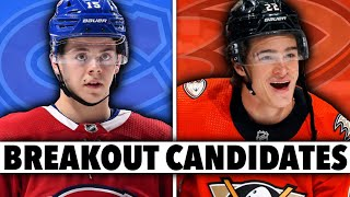 8 NHL Players Who Will BREAKOUT In The 2020-21 Season