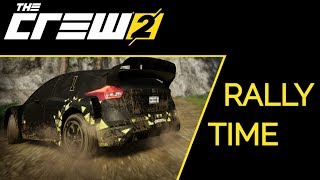 The Crew 2 - Rally Events Live Stream (Ford Focus RS) - Custom Livery