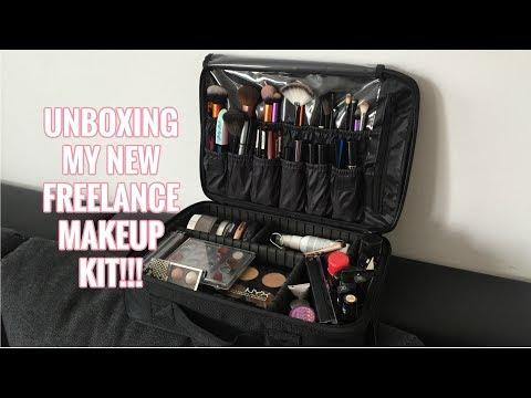 Freelance Makeup Artist Kit na Hindi Masakit sa Bulsa!!! | TAGALOG (Philippines)