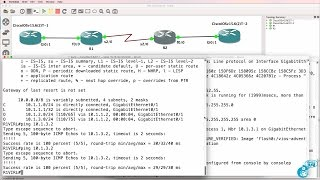 GNS3 Talks: Cisco VIRL with Serial interfaces and GNS3.