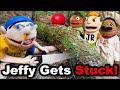 SML Movie: Jeffy Gets Stuck!