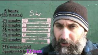 How to Study: Tip #2: Longer is Better (Introduction to Efficiency): Math IIIb #141 (ASMR)