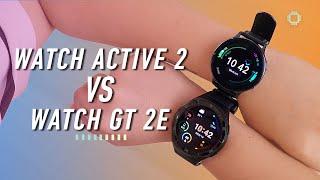 Samsung Galaxy Watch Active 2 vs HUAWEI Watch GT 2e: Which Should You Buy?