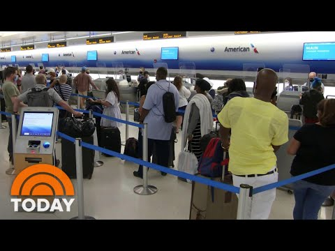 Fourth Wave Of COVID-19 Looms Amid Record Travel, Loosened Restrictions | TODAY