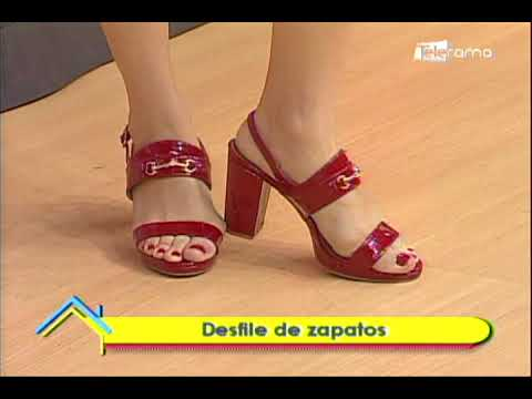 Desfile de zapatos