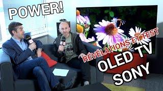 Révélations choc sur les OLED-TV Sony et test ! (Power 135)