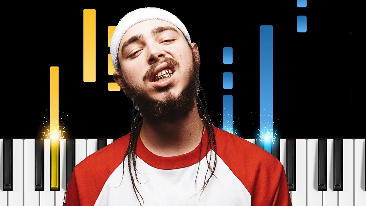 Image result for Post Malone - Better Now