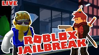 Roblox Livestream| Jailbreak and More| Come join me! 😀💖