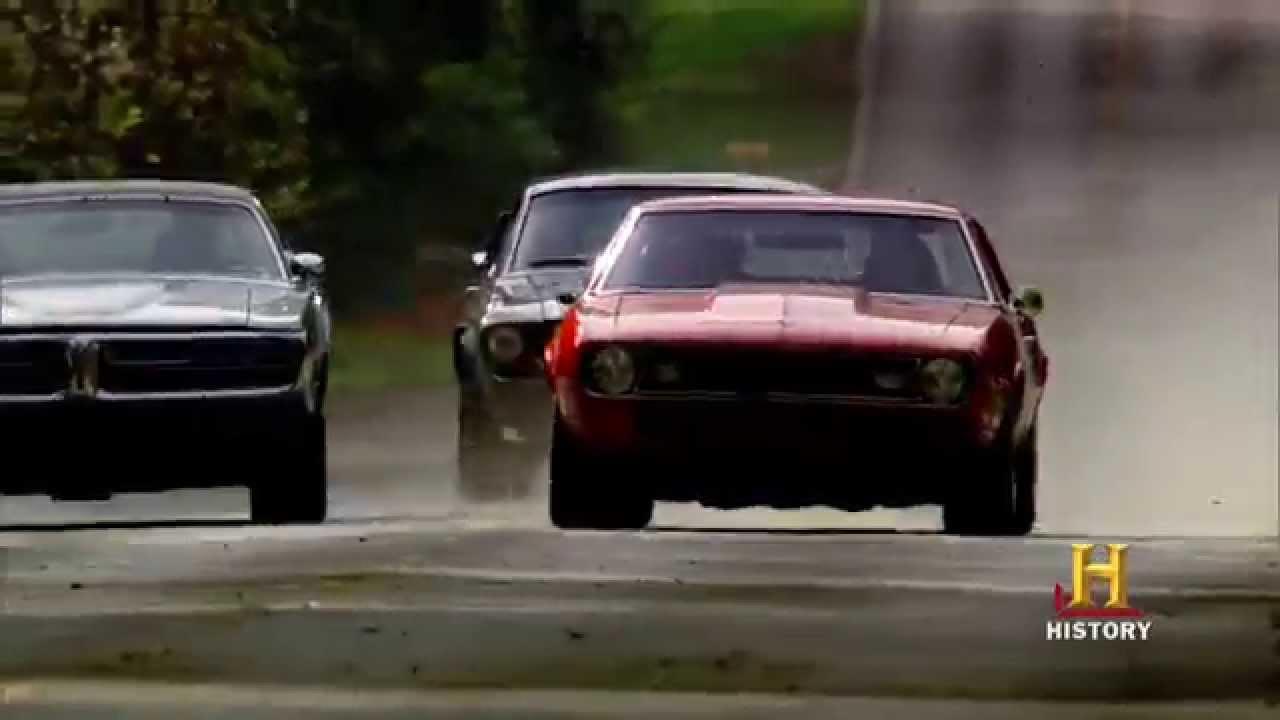 Top Gear Muscle Car Road Trip Episode