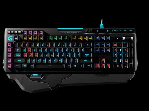 f7d5003b009 Logitech Orion Spark G910 Mechanical Gaming Keyboard Review - YouTube