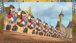 Mickey, Donald, Goofy: The Three Musketeers - All For One And One For All (Finnish)