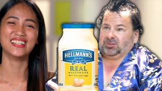 Man Puts Mayo in His Hair....... Ed & Rose - Part 1