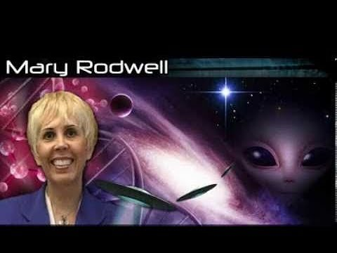 Special Guest Mary Rodwell - Australia leading Ufologist - We Are Not Alone