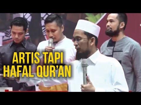 BIKIN ADEM‼️ Artis-artis Hafal Al-Qur'an - Ustadz Adi Hidayat LC MA