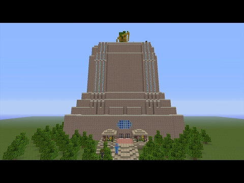 Minecraft Xbox - Murder Mystery - Daily Planet