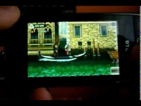 LG gt 505 GRA Assassins Creed II