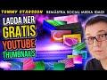 Ladda ner gratis animationer till dina YouTube videor